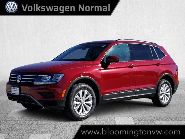 2018 Volkswagen Tiguan S with 4MOTION® Normal IL