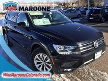 2018_Volkswagen_Tiguan_S_ Colorado Springs CO