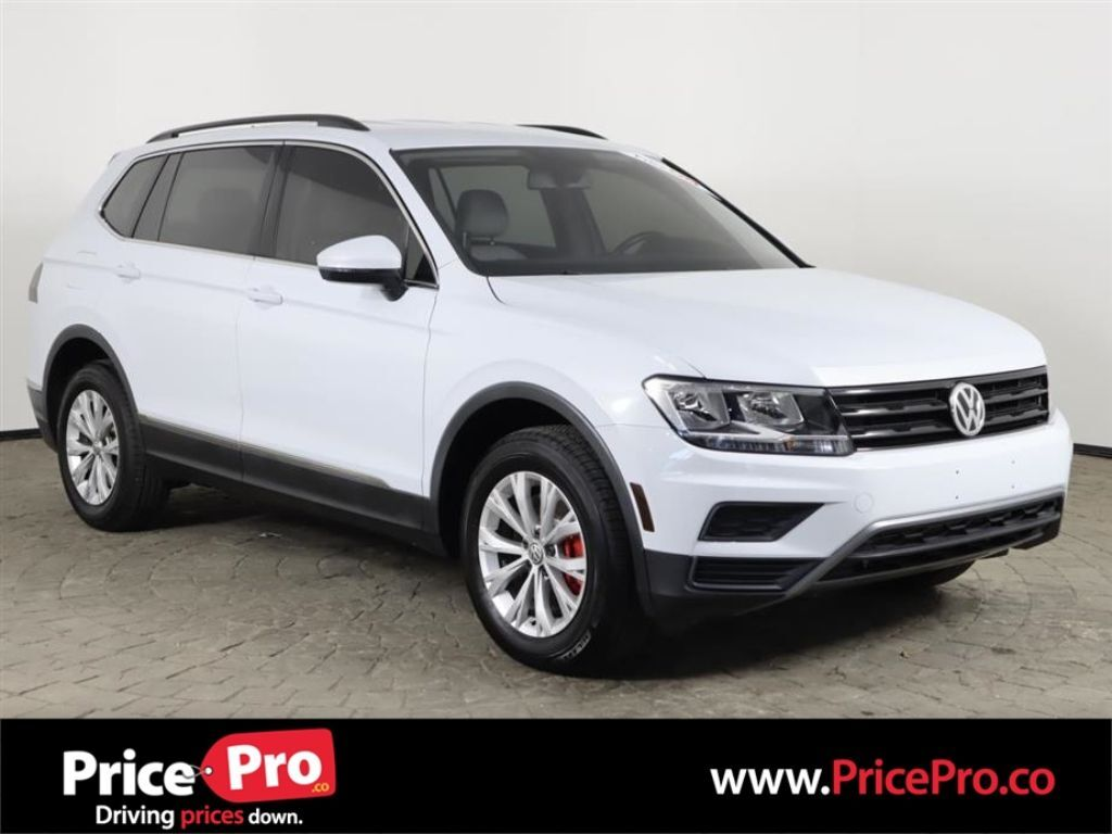 2018 Volkswagen Tiguan SE 2.0T w/Heated Leather/3rd Row Maumee OH