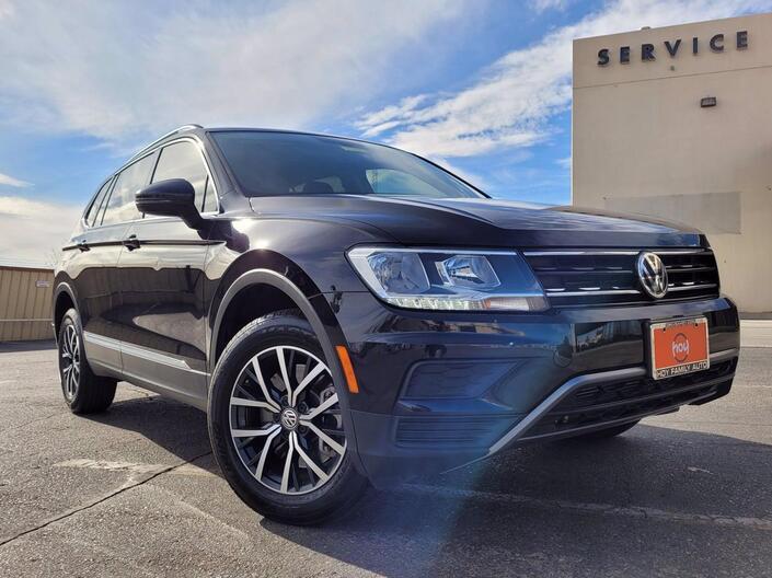 2018 Volkswagen Tiguan SE 4MOTION El Paso TX