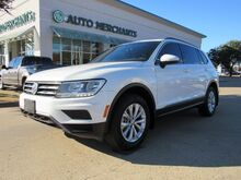 2018_Volkswagen_Tiguan_SE 4Motion AWD. LEATHER SEATS, BLIND SPOT, BACKUP CAMERA, APPLE CAR PLAY/ANDROID_ Plano TX