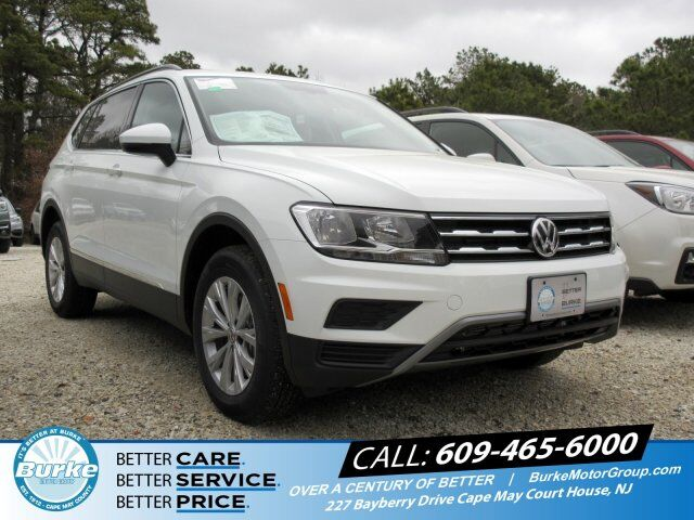 2018 Volkswagen Tiguan SE South Jersey NJ