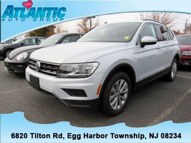 2018 Volkswagen Tiguan SE Egg Harbor Township NJ
