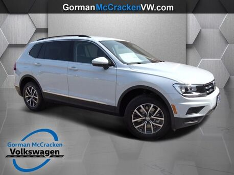 2018_Volkswagen_Tiguan_SE_ Longview TX