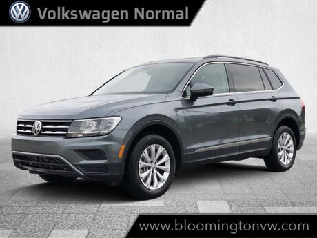 2018 Volkswagen Tiguan SE Normal IL