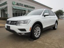2018_Volkswagen_Tiguan_SE THIRD ROW SEATING, LEATHER SEATS, BLIND SPOT, BACKUP CAMERA, APPLE CAR PLAY/ANDROID AUTO._ Plano TX