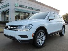 2018_Volkswagen_Tiguan_SE. THIRD ROW SEATING, LEATHER SEATS, BLIND SPOT, BACKUP CAMERA, APPLE CAR PLAY/ANDROID AUTO._ Plano TX