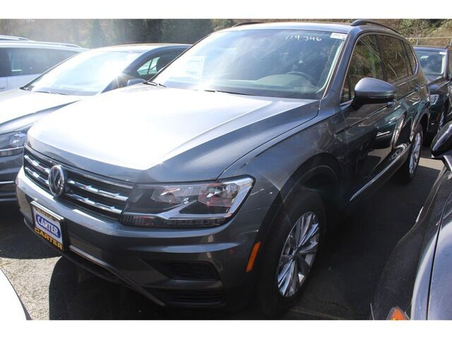 2018 Volkswagen Tiguan SE W/MOONROOF/3rd Row Seat Seattle WA