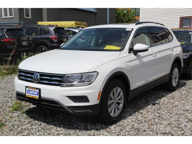 2018 Volkswagen Tiguan SE W/MOONROOF Seattle WA