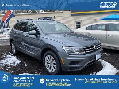 Used Volkswagen Tiguan Northbridge Ma