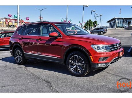 2018_Volkswagen_Tiguan_SEL_ El Paso TX