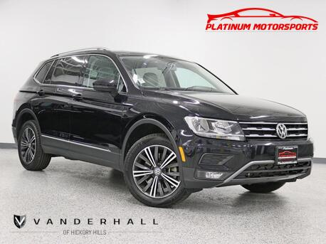 2018_Volkswagen_Tiguan SEL_1 Owner Pano Nav Back Up Third Row Fully Loaded_ Hickory Hills IL