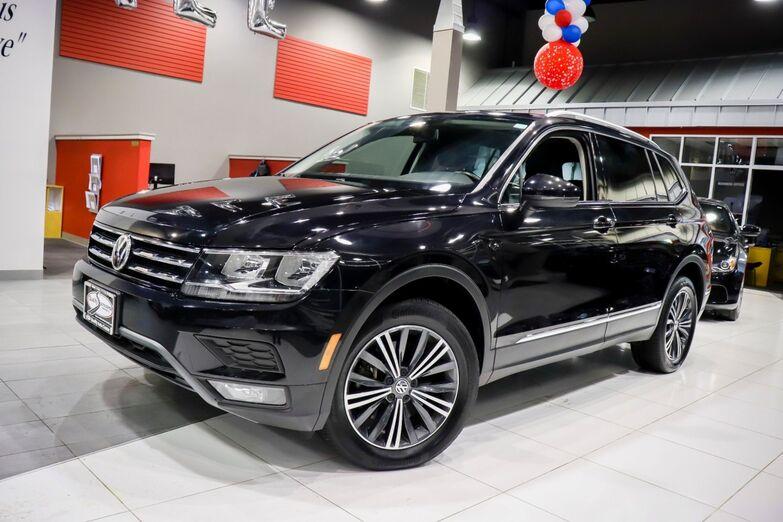 2018 Volkswagen Tiguan SEL 1 Owner Springfield NJ