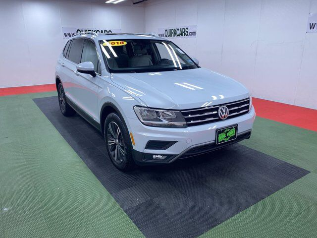 2018 Volkswagen Tiguan SEL 4MOTION W/ PANORAMIC SUN ROOF AND NAV Manchester NH