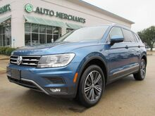 2018_Volkswagen_Tiguan_SEL 4Motion AWD 3RD ROW, NAVI, ADAPT CRUISE CNTRL. BLIND SPOT, BACKUP CAM,, APPLE CAR PLAY/ANDROID._ Plano TX