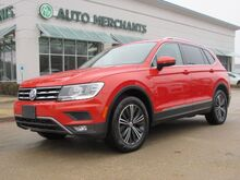 2018_Volkswagen_Tiguan_SEL 4Motion AWD*BACKUP CAM,BLINDSPOT ,BLUETOOTH CONNECT,REMOTE START,UNDER FACTORY WARRANTY!_ Plano TX
