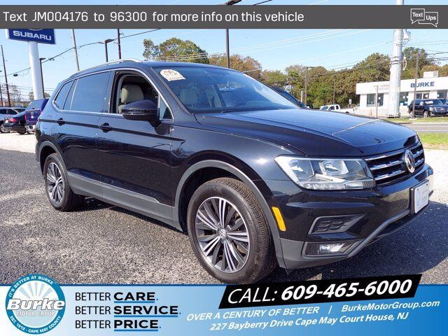 2018 Volkswagen Tiguan SEL South Jersey NJ