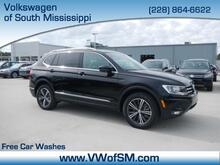 2018_Volkswagen_Tiguan_SEL_ South Mississippi MS