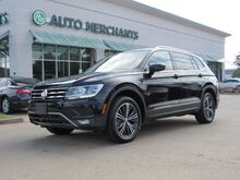 2018_Volkswagen_Tiguan_SEL LEATHER, BLIND SPOT, NAVIGATION, HTD FRONT STS, PANORAMIC SUNROOF, UNDER FACTORY WARRANTY_ Plano TX