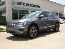 2018_Volkswagen_Tiguan_SEL LEATHER, PANORAMIC SUNROOF, NAVIGATION, BLIND SPOT MONITOR, BACKUP CAMERA, BLUETOOTH_ Plano TX