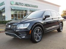2018_Volkswagen_Tiguan_SEL. NAVI, THIRD ROW SEATING, PANO SUNROOF, BLIND SPOT MONITOR, BACKUP CAM, ADAPTIVE CRUISE CNTRL,_ Plano TX