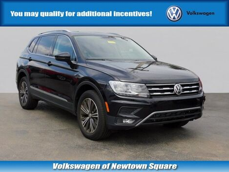 2018_Volkswagen_Tiguan_SEL_ Newtown Square PA