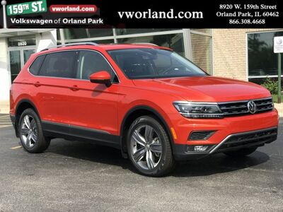 2018_Volkswagen_Tiguan_SEL Premium_ Orland Park IL