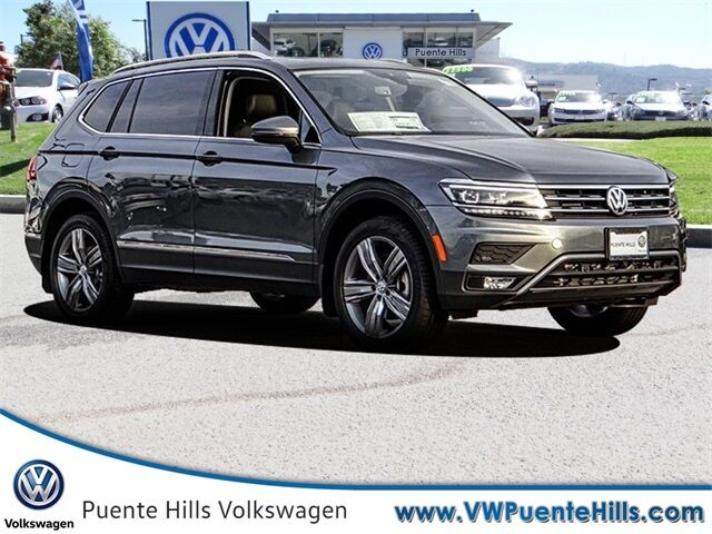 2018 Volkswagen Tiguan SEL Premium with 4MOTION® City of Industry CA