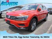 2018 Volkswagen Tiguan SEL Premium with 4MOTION®