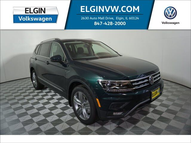 2018 Volkswagen Tiguan SEL Premium with 4MOTION® Elgin IL