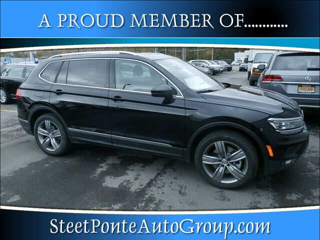 2018 Volkswagen Tiguan SEL Premium with 4MOTION® Yorkville NY