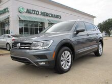2018_Volkswagen_Tiguan_SEL THIRD ROW, NAVI, PANO SUNROOF, ADAPTIVE CRUISE, BLIND SPOT, PWR LIFTGATE,  APPLE/ANDROID AUTO_ Plano TX