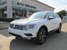 2018_Volkswagen_Tiguan_SEL. THIRD ROW, NAVI, PANO SUNROOF, ADAPTIVE CRUISE, BLIND SPOT, PWR LIFTGATE,  APPLE/ANDROID AUTO_ Plano TX