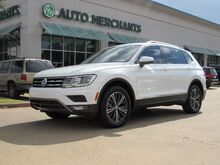 2018_Volkswagen_Tiguan_SEL lEATHER, PANORAMIC SUNROOF, 3RD ROW, NAVIGATION, UNDER FACTORY WARRANTY_ Plano TX