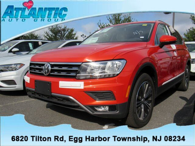 2018 Volkswagen Tiguan SEL with 4MOTION® Egg Harbor Township NJ