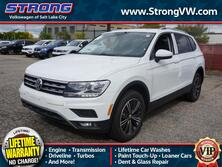 Volkswagen Tiguan SEL with 4MOTION® 2018
