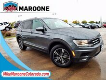 2018_Volkswagen_Tiguan_SEL_ Colorado Springs CO
