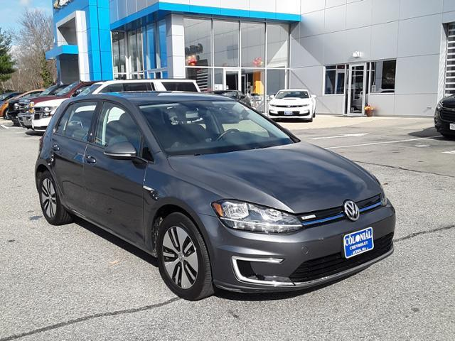 2018 Volkswagen e-Golf 4-Door SE Acton MA