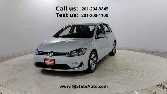 2018 Volkswagen e-Golf 4-Door SEL Premium Jersey City NJ