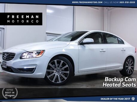 2018_Volvo_S60_AWD Inscription 15K Miles Backup Cam_ Portland OR
