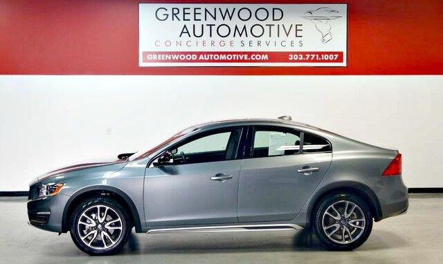 2018 Volvo S60 Cross Country  Greenwood Village CO