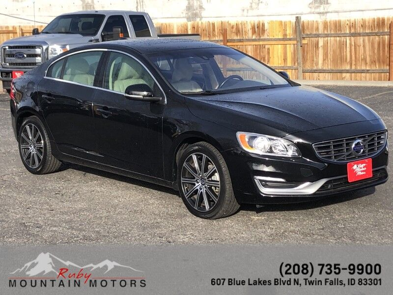 2018 Volvo S60 Inscription Twin Falls ID