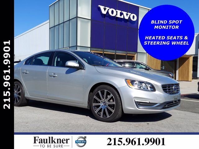 2018 Volvo S60 Inscription Trevose PA