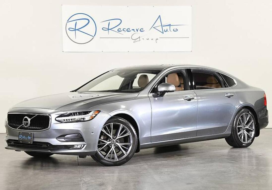 2018 Volvo S90 T5 AWD Momentum Adaptive Cruise Control Pano Roof BlindSpot The Colony TX