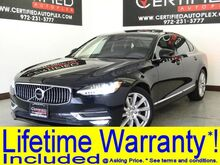 2018_Volvo_S90_T6 INSCRIPTION AWD PANORAMIC ROOF NAVIGATION PILOT ASSIST REAR CAMERA BLIND_ Carrollton TX