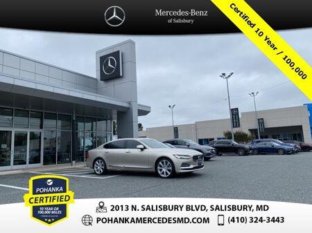 2018_Volvo_S90_T6 Inscription AWD ** Pohanka Certified 10 year / 100,000 **_ Salisbury MD