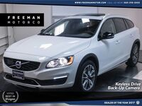 Volvo V60 Cross Country AWD Heated Seats Back-Up Cam Blind Spot Assist 2018
