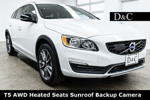 2018_Volvo_V60 Cross Country_T5 AWD Heated Seats_ Portland OR
