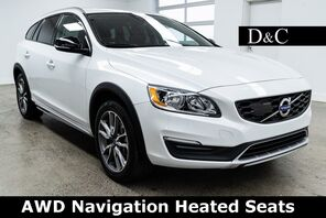 2018_Volvo_V60 Cross Country_T5 AWD Navigation Heated Seats_ Portland OR