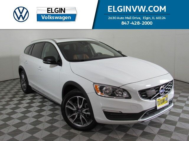 2018 Volvo V60 Cross Country T5 Elgin IL